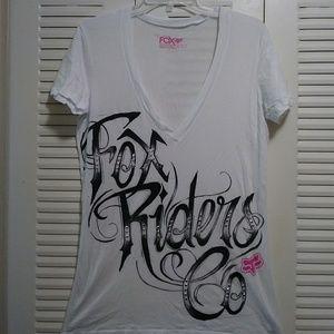 Fox riders Tshirt